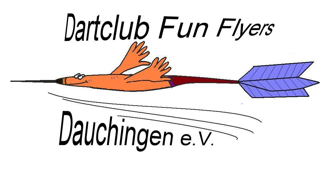 Logo des Dartclubs Fun Flyers e.V.